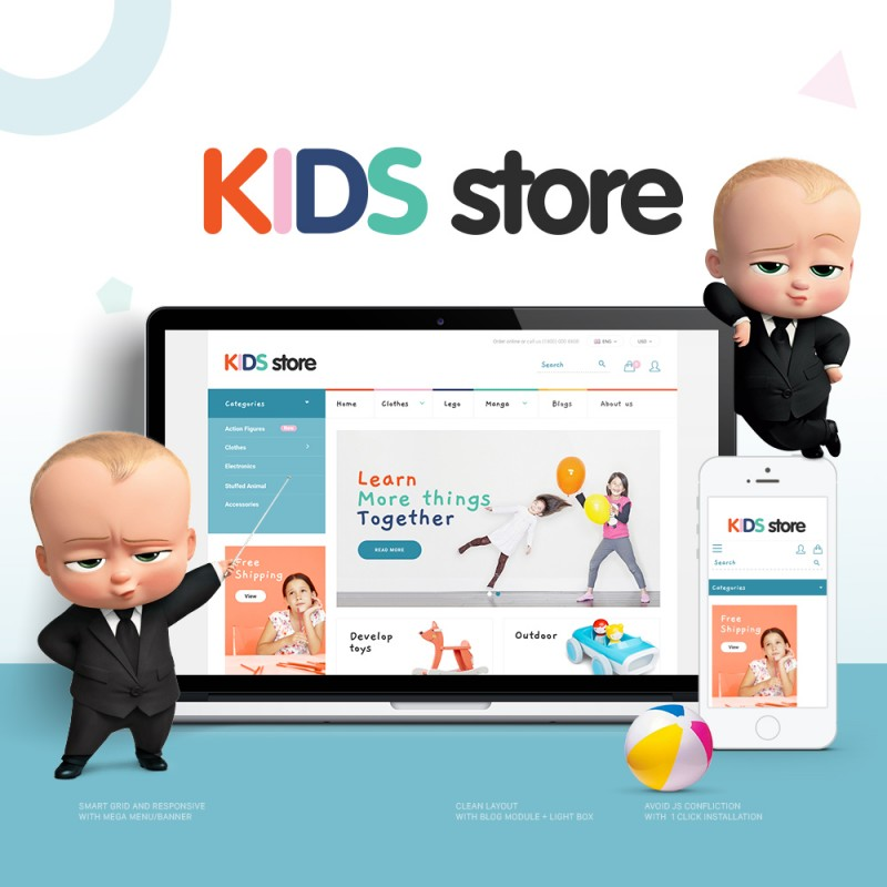 kids toys store best template of products for children childrens toys childrens clothing fashion and accessories fully adaptive